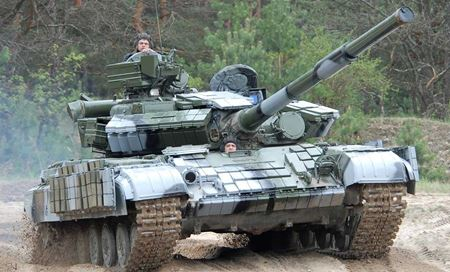 Picture for category T-64 Chassis