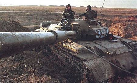 Picture for category T-62 Chassis