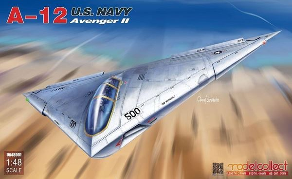 Picture of U.S.Navy A-12 Avenger II